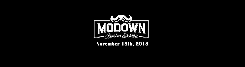 Modown Barber Exhibit - Barber Society
